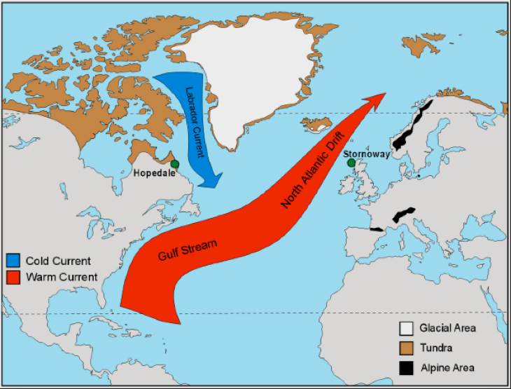 Gulf Stream - Polarpedia