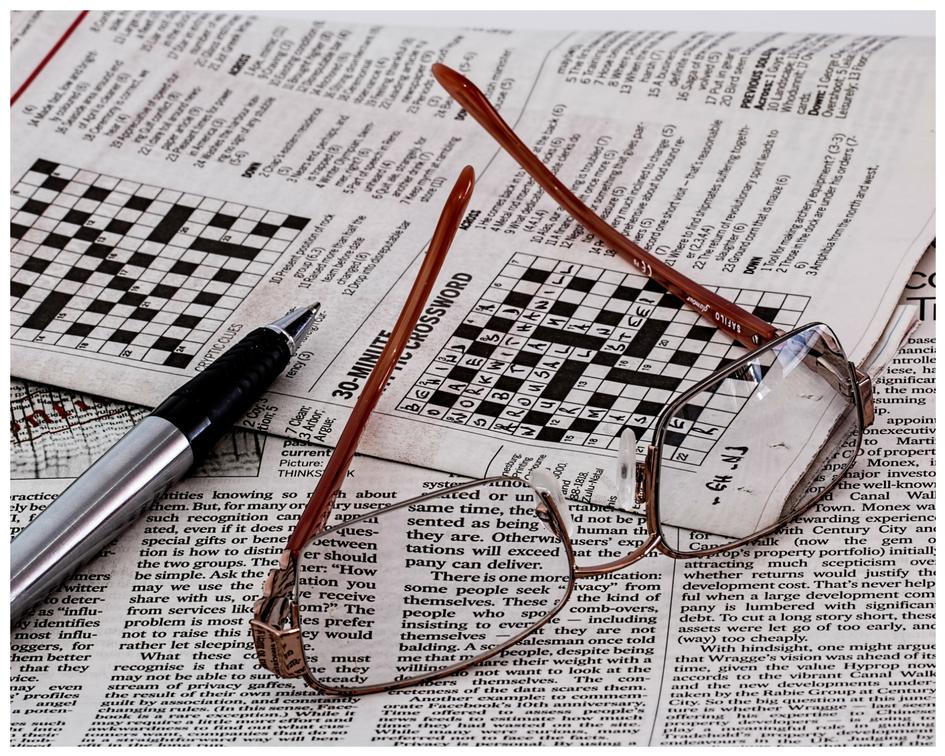 Icy Crossword Polarpedia